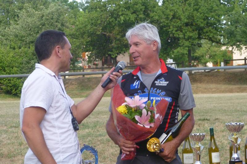 Gilles HEBERT gagne en catégorie 6 à La Chapelle St Sauveur ce ...