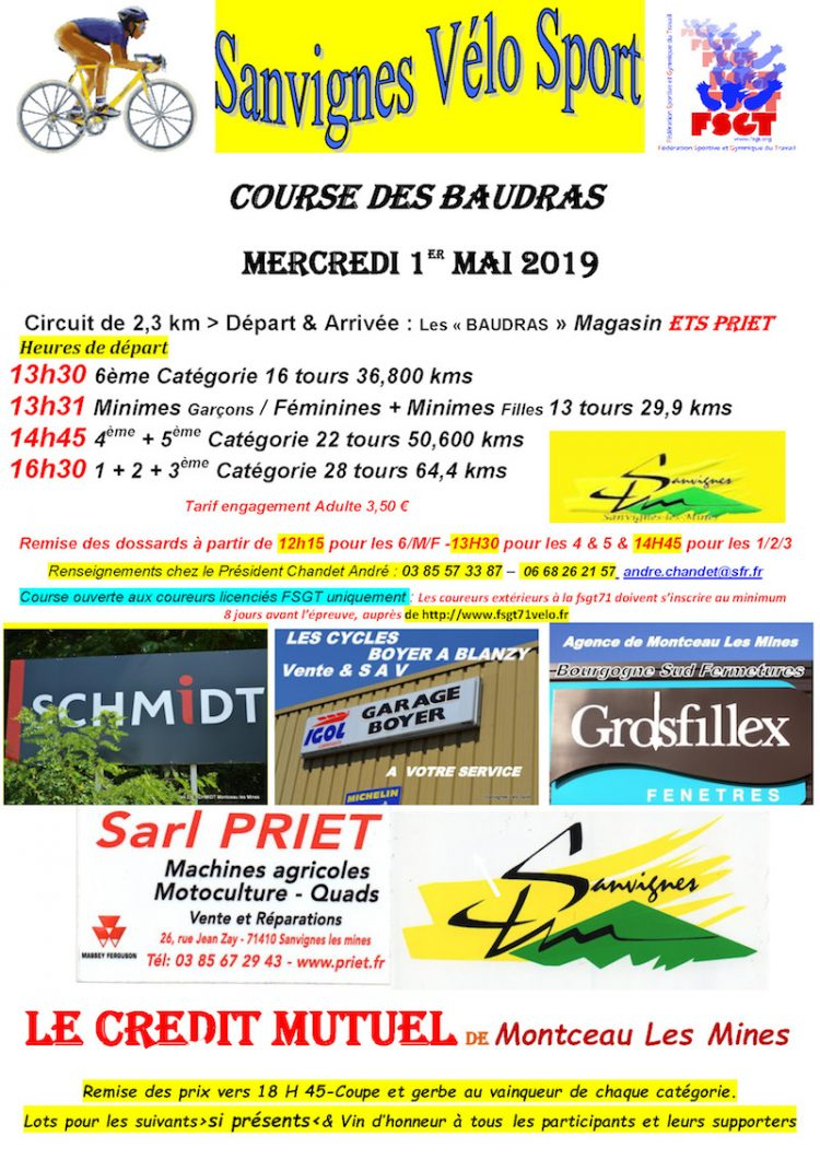 AFFICHE-SANVIGNES-Course-du-1er-Mai-2019-750x1060