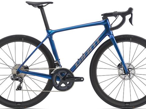 Nouvelle gamme Giant TCR vélo collection modèle prix poids dé